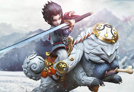 激萌撩妹《少年群侠传》骑战冲杀的武侠体验