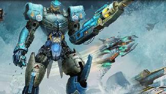 王者农药机甲版 末世科幻3D网页游戏《铁甲精英》试玩