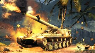 多兵种配合 二战即时战略网页游戏《帝国装甲师》